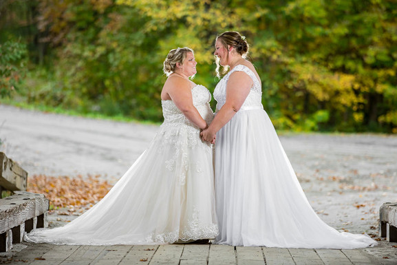 Megan & Haley -- Four Wings Photography