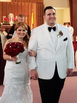 Lucy & Gary -- Wedding Bug