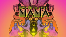 "Pendulum People Present: ""MaMa"" a new EP by Nova Zef and LVDF"