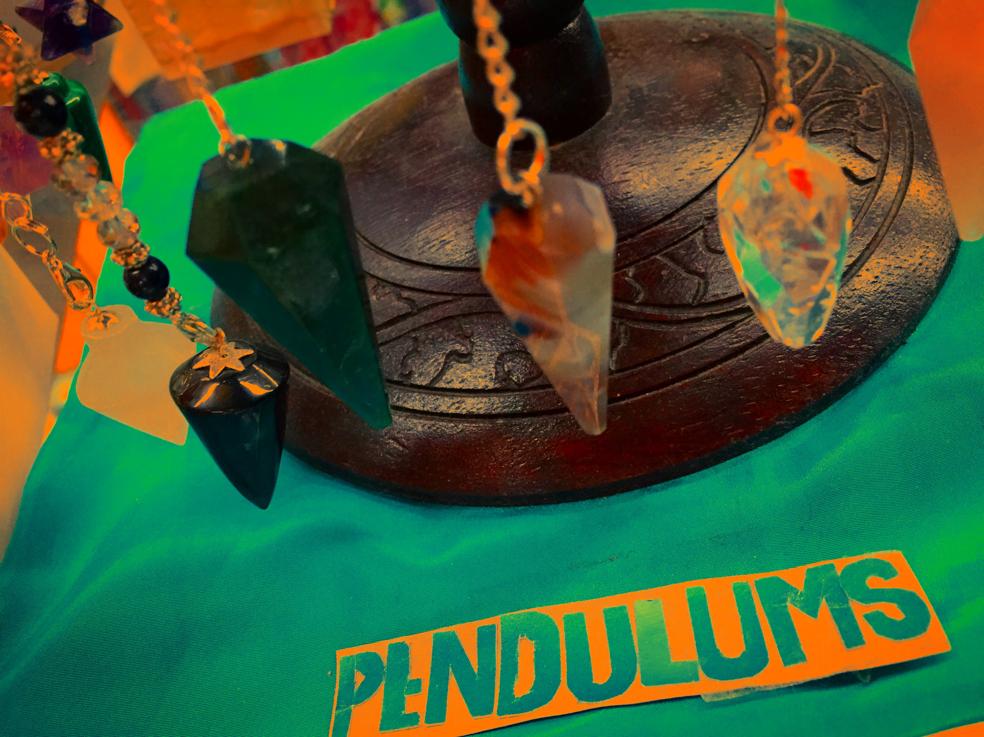 WE ARE PENDULUM PEOPLE.