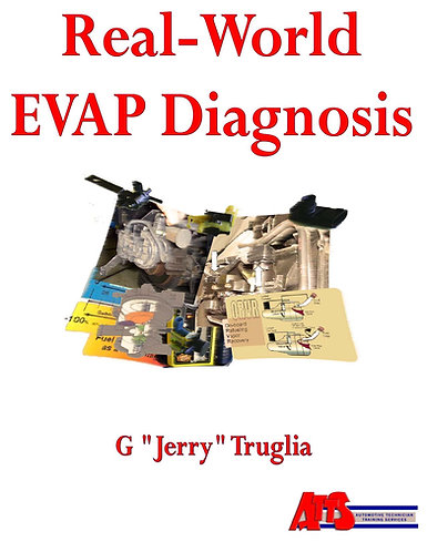 BOOK: Real-World EVAP Diagnosis (System Test Strategies)