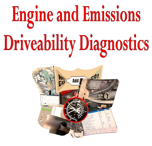 CLASS: Engine Emission Class Nov. 7, 8 & 14, 2020- USE COUPON CODE: NO SHIPPING