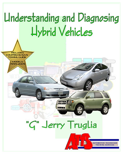 BOOK: Understand and Diagnosing Hybrid Vehicles