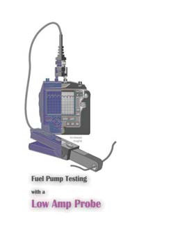 BOOK: Fuel Pump Testing with a Low Amps Probe