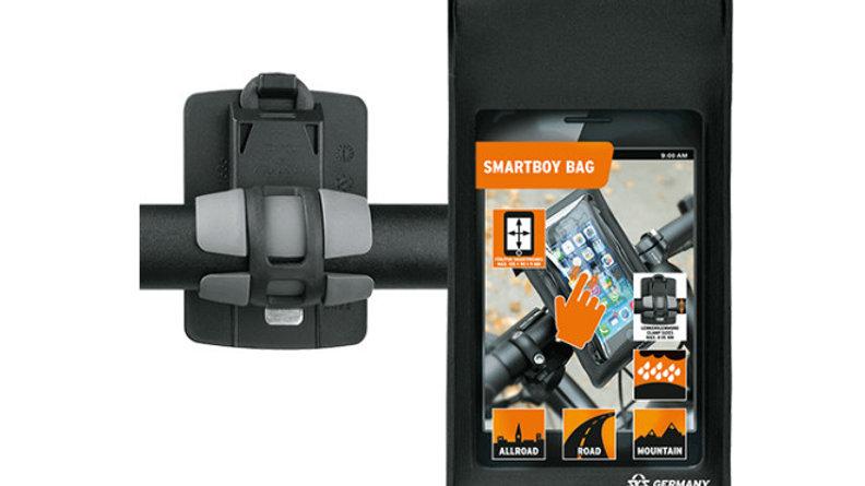 SKS Smartboy Bag With Mount