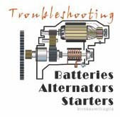 BOOK: Troubleshooting Batteries, Alternators, Starters