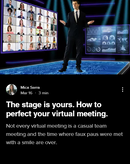 Nytro Blog: How to perfect the virtual meeting