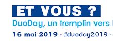Vous souhaitez participer au Duoday 2019?
