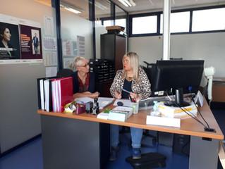 Le Cap emploi Pas-de-Calais Centre montre l'exemple en accueillant trois personnes pour le Duoda