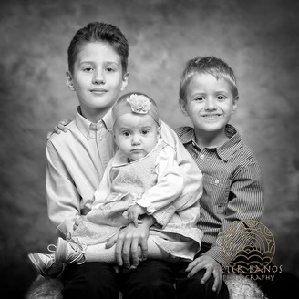Traja súrodenci