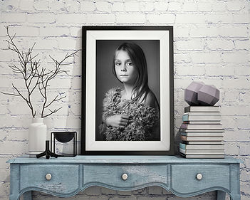 umelecky-portret-deti-ramovana-fotografi
