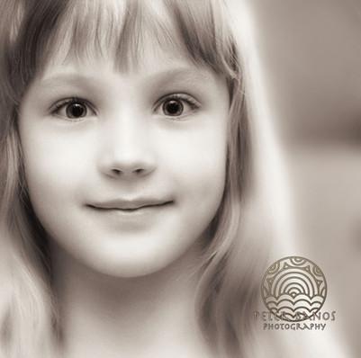 Portrét dievčatka
