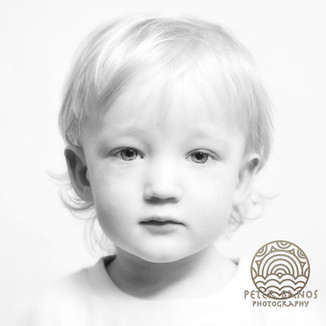 Portrét chlapčeka