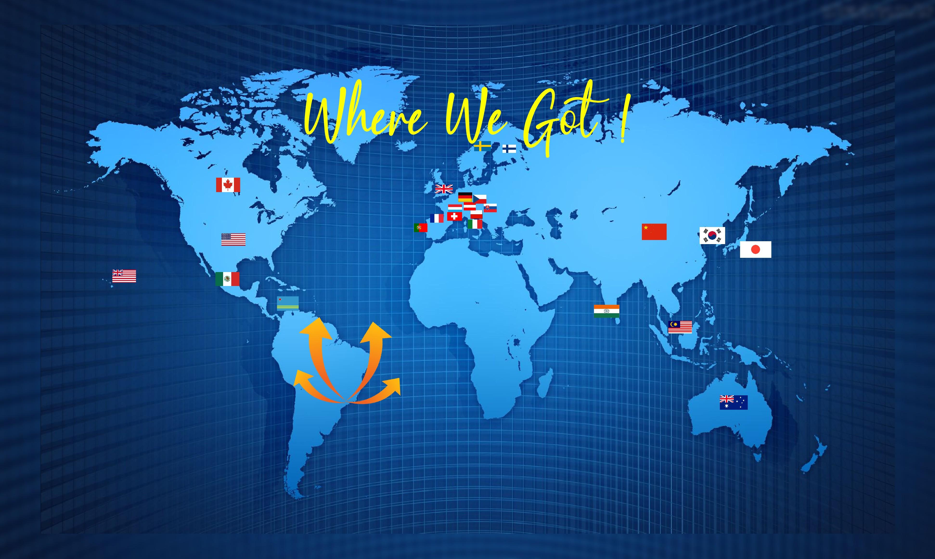 World Mundi Map Site