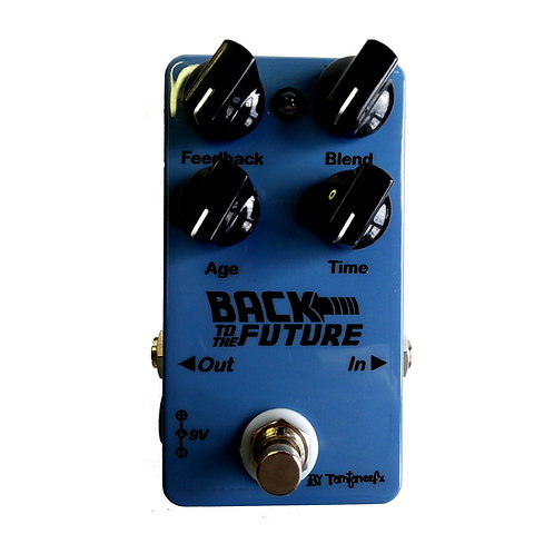 BACK TO THE FUTURE - ANALOG DELAY