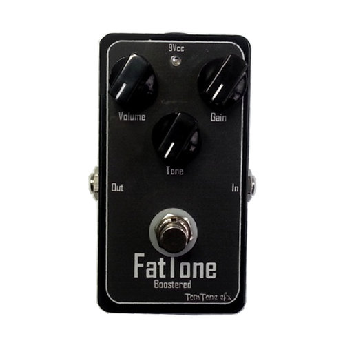 FAT TONE BOOSTERED