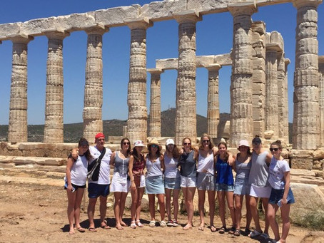 MC Water Polo Girls Heading to Greece in July!
