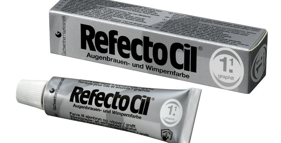 Краска для бровей и ресниц RefectoCil 1.1 графит