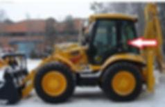 Стекло для экскаватора кузовное левое JCB 3CX JCB 4 CX | 827/80248 |82780248