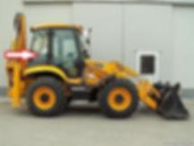 Стекло для экскаватора кузовное заднее JCB 3CX JCB 4 CX | 827/80249 |82780249