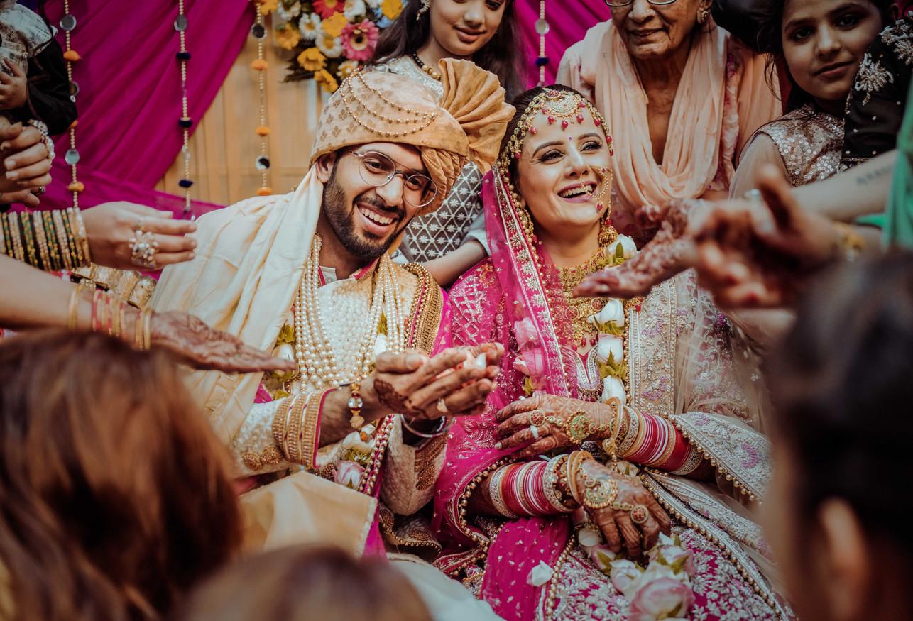 Raj & Sapna