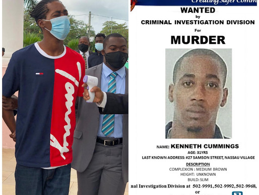 Wanted man charged with murder