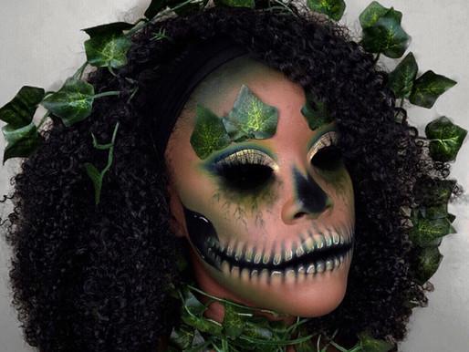 Bahamian Make-up Artist Taking Over Halloween Looks