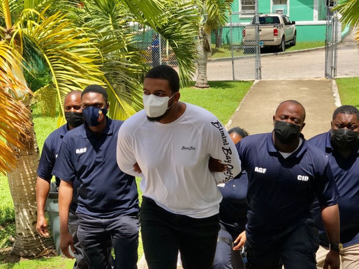 Accused gun smuggler charged