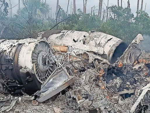 Foreign pilots detained by Immigration in Abaco before plane crash