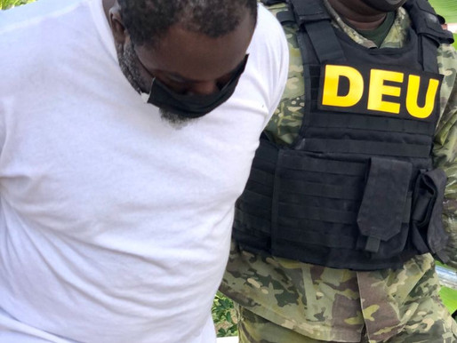 Fugitive charged over cocaine seizure