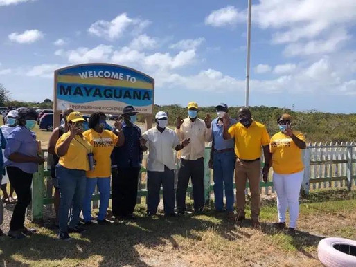 PLP pulls back in-person campaigning amid third wave