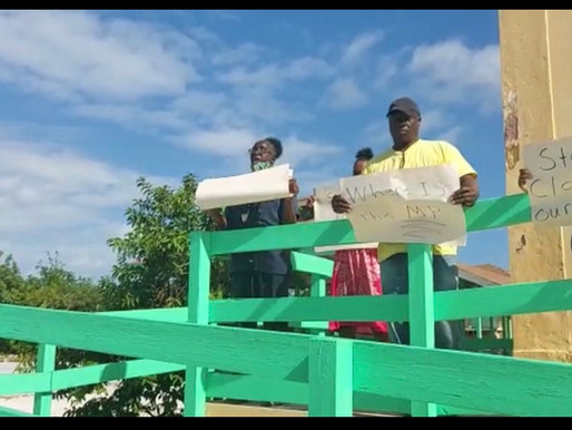 Acklins parents protest amalgamation of primary schools