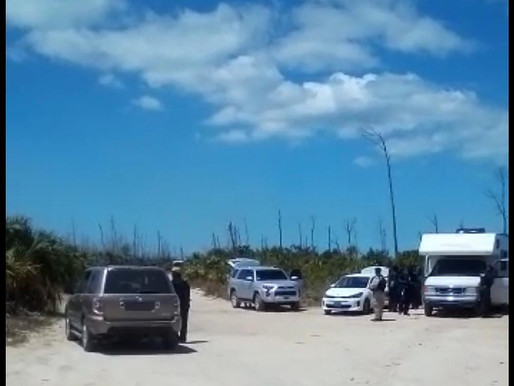 Haitians found living in school bus in Abaco