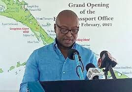 Darren Henfield campaign general awarded big Grand Cay contract
