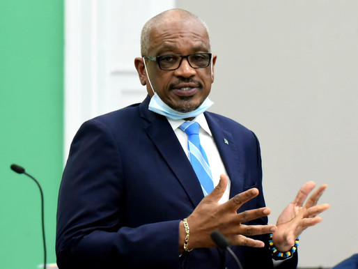 Minnis to ease funeral restrictions as DPM, Dames bury parents
