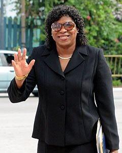 "Former DPM Cynthia ""Mother"" Pratt hospitalized"
