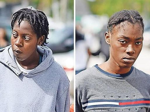 Cellphone killers sentenced