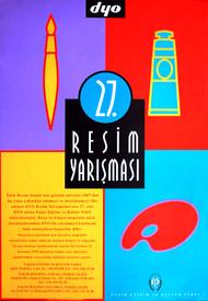 Poster Dyo Paint Company
