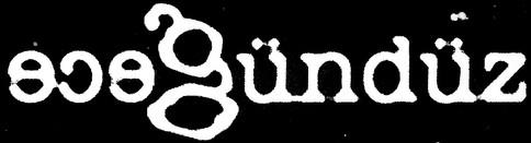 Logotype for Gecegunduz Culture Magazine