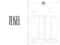 Invoice for Tekel Liquor Company