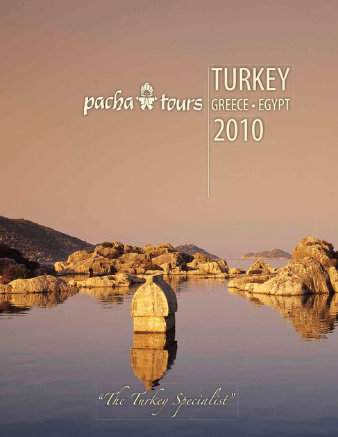 Pacha Tours Catalog Cover