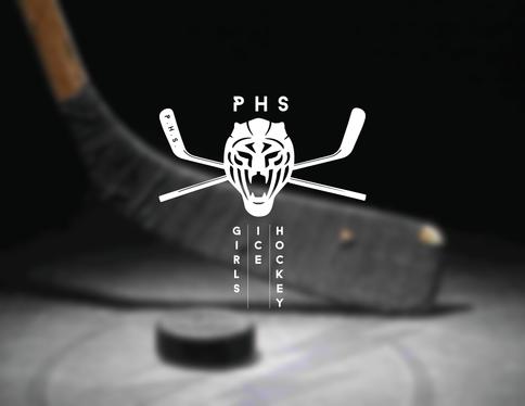 Logotype PHS Girl Ice Hockey Team