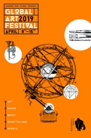 Poster Global Art Festival