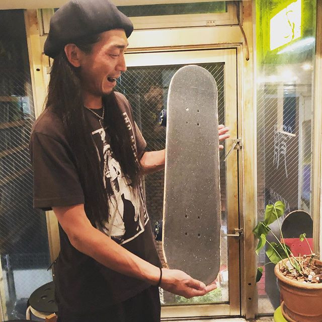 Always cool!!_Let's go skateboarding!!__