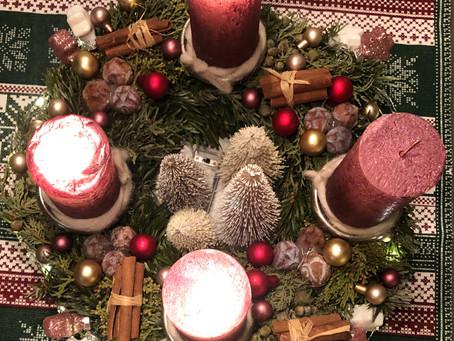 Preparándome para la Navidad - Tercer Adviento