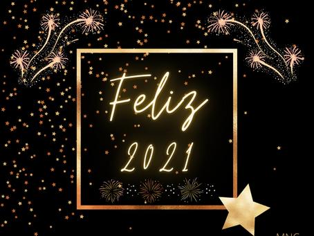 ¡Bienvenido 2021!