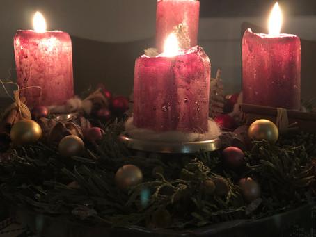 Preparándome para la Navidad - Cuarto Adviento