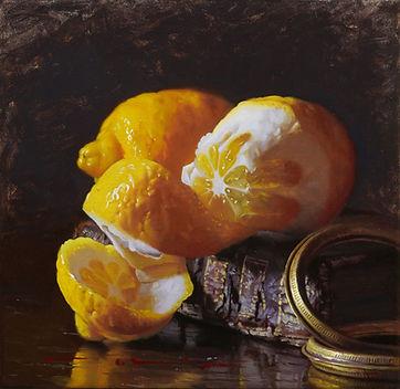 小森隼人「Two-Lemons」-19.6×20.1㎝-2020Coin.jpg