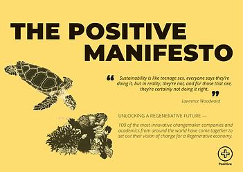 The Positive Manifesto - Unlocking a Regenerative Future