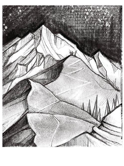 ARM Giclee Art Print